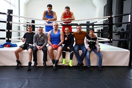 Бокс - мотивация от чемпиона Мира Дмитрия Кириллова и сборной России (видео) (1)