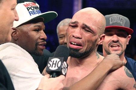 Почему боксеры стали так часто плакать? (1)