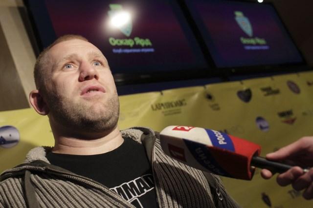 Сергей Харитонов: Я готов выйти против любого соперника в мире (1)