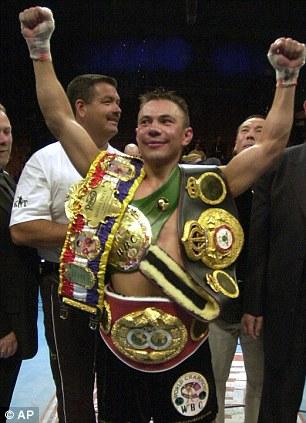 Территория бокса: Константин Цзю (видео) (1)