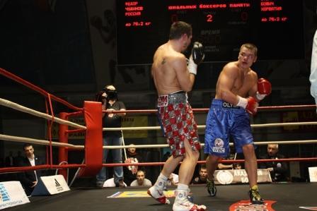 Федор Чудинов завоевал титул WBC CISBB в Ногинске  (1)