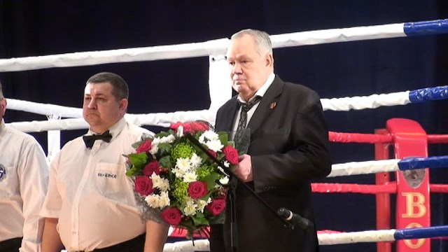 В Балашихе продолжается боксерский турнир по боксу (1)