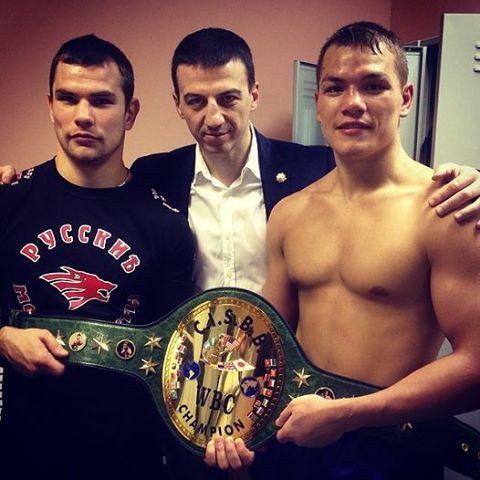 Федор Чудинов завоевал титул WBC CISBB в Ногинске  (2)