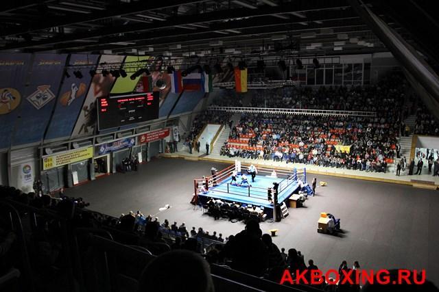 Международный турнир по боксу в Ногинске! (1)