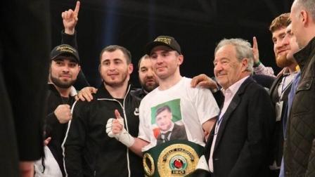 Заурбек Байсангуров: Постараюсь вернуть свой второй титул (1)