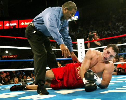 Как отравили Кличко (1)