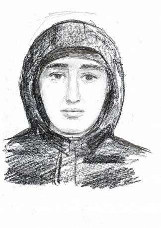 Опубликован портрет подозреваемого в убийстве боксера Ивана Климова (1)