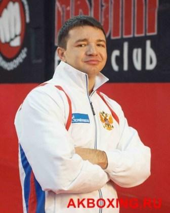Эдуард Кравцов: Победа над Украиной - это заслуга личных тренеров боксеров (1)