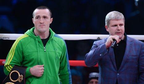 Бой между Денисом Лебедевым и Гильермо Джонсом отменен (1)