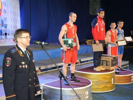 Полицейские провели в Перми сразу два чемпионата по боксу (1)