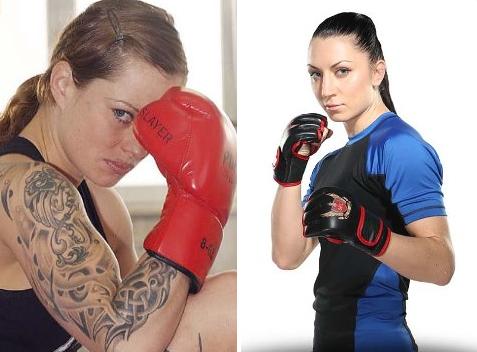 Бой Юлии Березиковой отменен из-за травмы соперницы (1)
