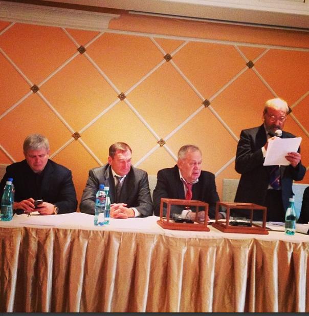 Президент WBC, Маурисио Сулейман: Россия и WBC - одна большая семья! (3)