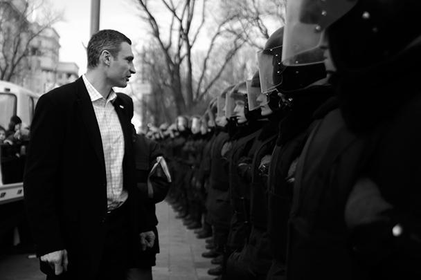 Российские телеканалы не собираются транслировать бои Кличко (1)