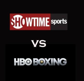 """Новая """"холодная"""" война в боксе: HBO против Showtime (1)"""