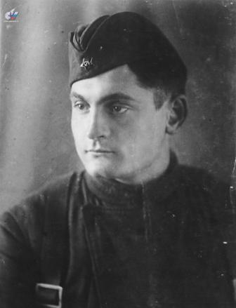 Герой Советского Союза Борис Галушкин (1)