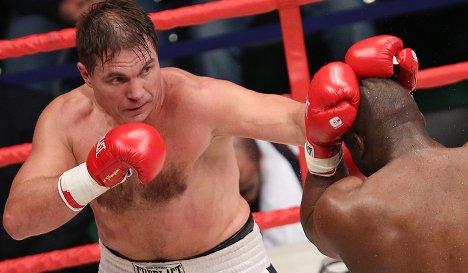 Олег Маскаев возвращается на ринг (1)