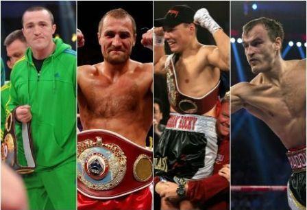 Российские кандидаты на второй пояс: Лебедев, Ковалев, Проводников и Градович (1)