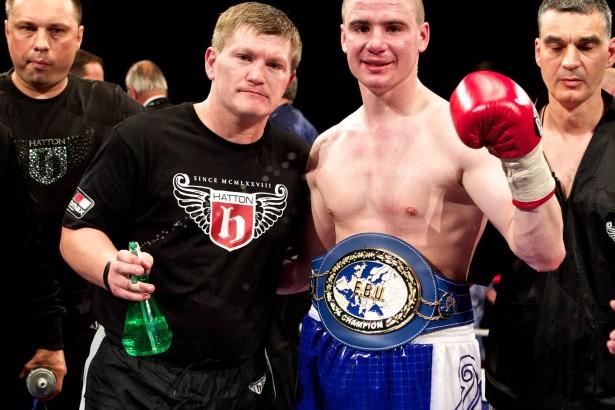 Почему Сергей Рабченко лишился титула чемпиона Европы (1)