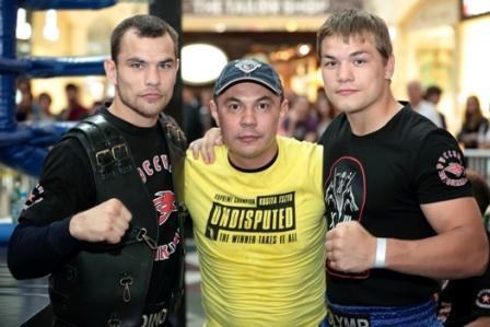 Открытая тренировка Дмитрия Чудинова (5)
