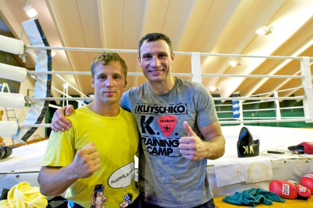Один из лучших боксёров Латвии: Майрис Бриедис (3)