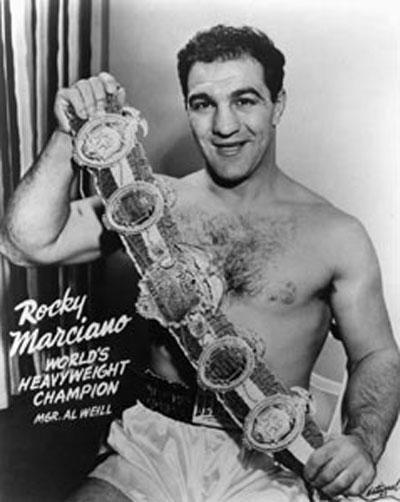 Цитата бокса недели: Рокки Марчиано (1)