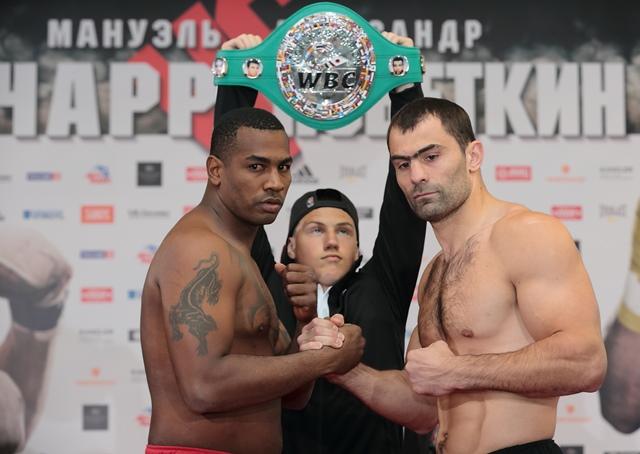Бой Рахима Чахкиева против Сантандера Сильгадо был и будет титульным! (1)