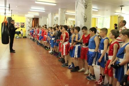 Первый открытый турнир по боксу на призы чемпиона Мира Дениса Лебедева. (1)