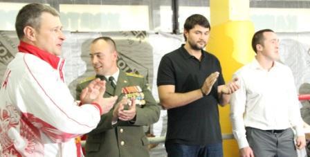 Первый открытый турнир по боксу на призы чемпиона Мира Дениса Лебедева. (3)