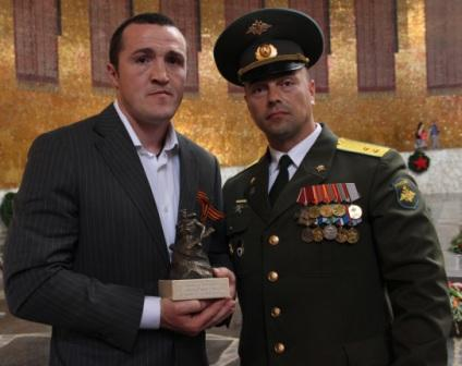Первый открытый турнир по боксу на призы чемпиона Мира Дениса Лебедева. (6)