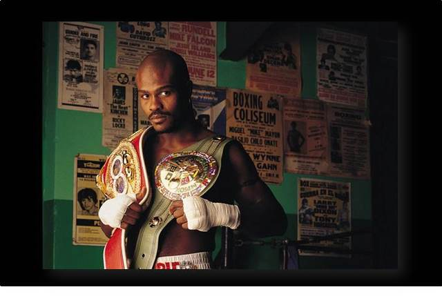 Бокс видео недели: Терри Норрис - Трой Уотерс (1)