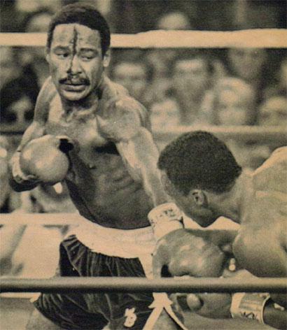 Вилфред Бенитез - самый молодой чемпион мира по боксу! (2)
