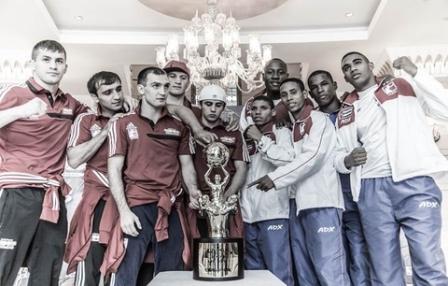 WSB финал: Сборная Азербайджана – Сборная Кубы. Прямая трансляция (видео) (1)