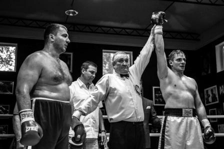 Владимир Гончаров стал чемпионом России в супертяжелом весе (1)