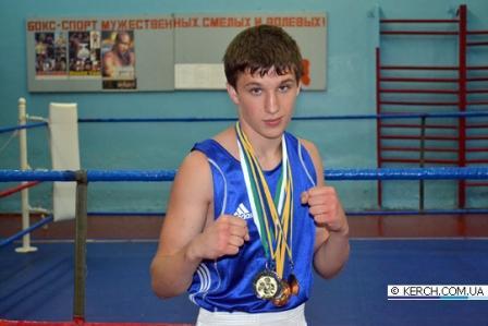 Крымчанин Вадим Кудряков станет конкурентом для лидеров сборной (1)