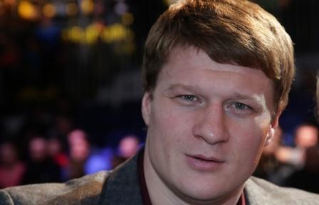 Александр Поветкин: Моя цель - выйти на бой с Владимиром Кличко (1)