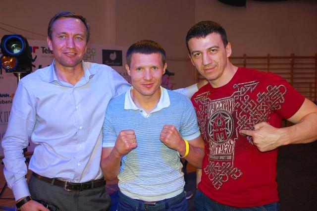 Фото дня: Василий Костенко, Александр Бахтин и Александр Колесников (1)