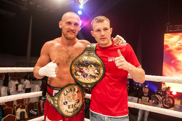 Подробности боксерских поединков в Краснодаре (1)