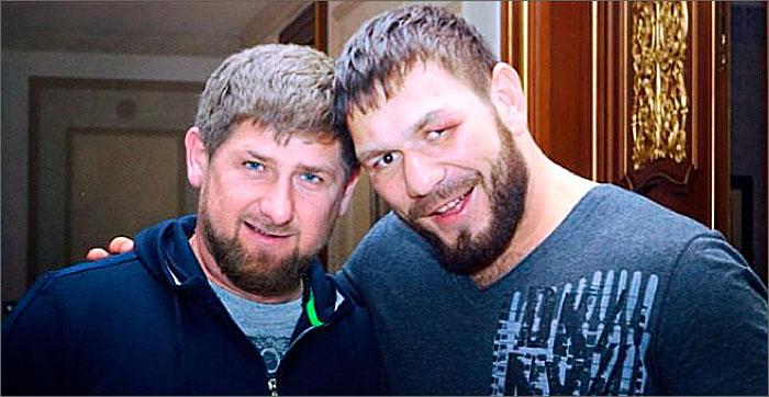 Руслан Чагаев штурмует вакантный пояс чемпиона мира WBA в Грозном (1)