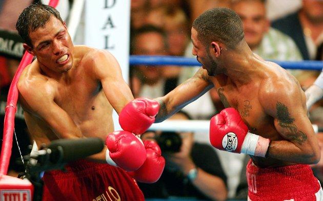 Бокс в этот день: 16 июня, 2001 года (2)