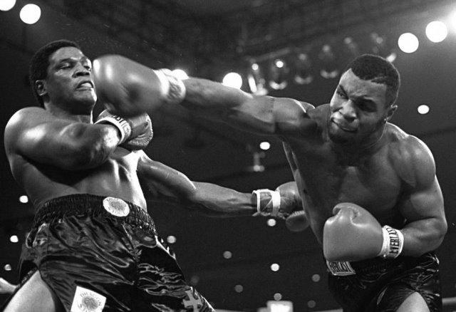 Король бокса, Майк Тайсон, празднует свой 48-й день рождения! (2)
