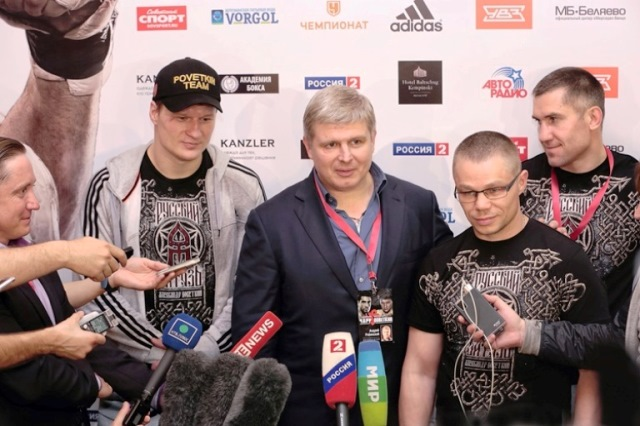 Александр Колесников: Победа Поветкина - возле Кличко! (4)