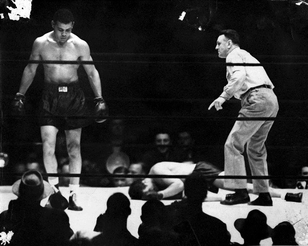 Бокс в этот день: 18 июня, 1941 года (2)