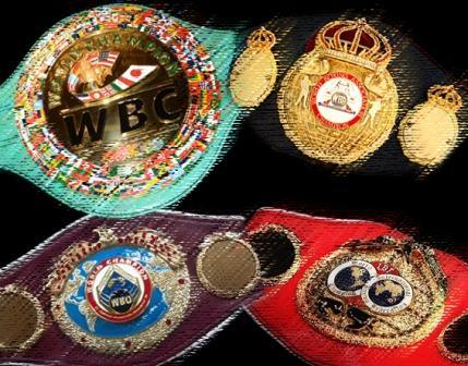 WBA, WBC и IBF определят абсолютных чемпионов Мира по боксу (1)