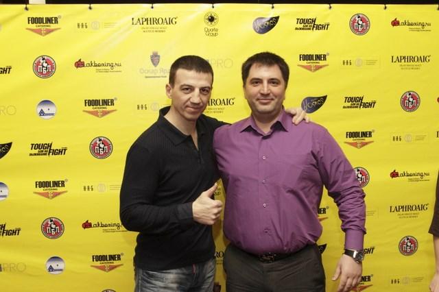 Подольская Бойцовская Лига поздравляет Александра Колесникова с Днем Рождения! (1)