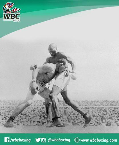 Бокс в этот день: 4 июля 1910 года (1)