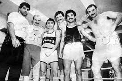 Рамзан Себиев: Задачи конкретные и ясные - воспитать чемпионов! (4)