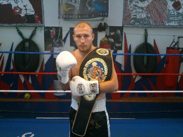 Дмитрий Михайленко проведет бой в США (1)