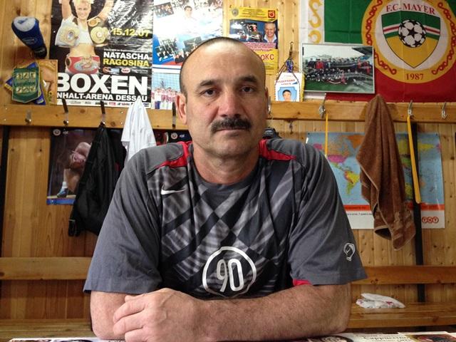 Рамзан Себиев: Задачи конкретные и ясные - воспитать чемпионов! (1)
