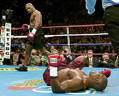Десять самых брутальных нокаутов в боксе! (1)