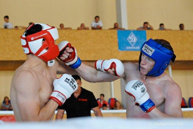 В Севастополе завершился турнир Союза ММА России (3)